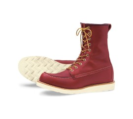 Red Wing Shoes 4558 Irish Setter Oro Russet Portage