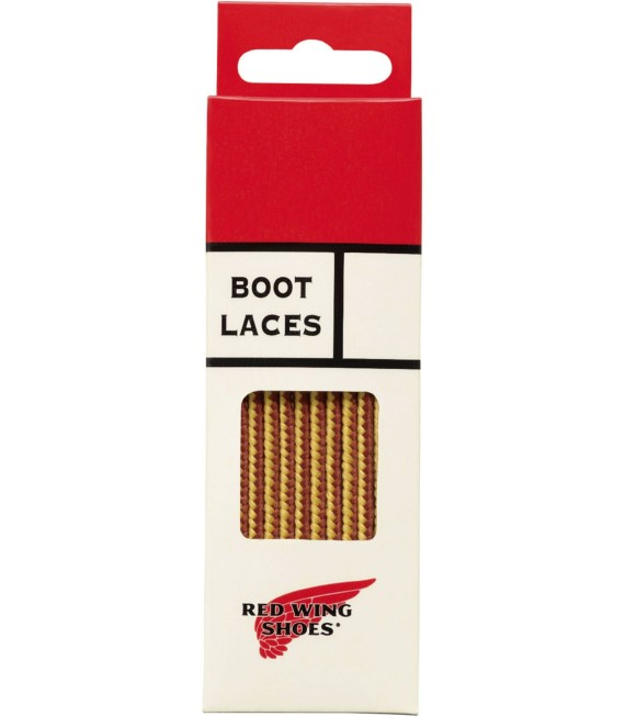 Red Wing 97117 36inch TanGold Taslan Lace