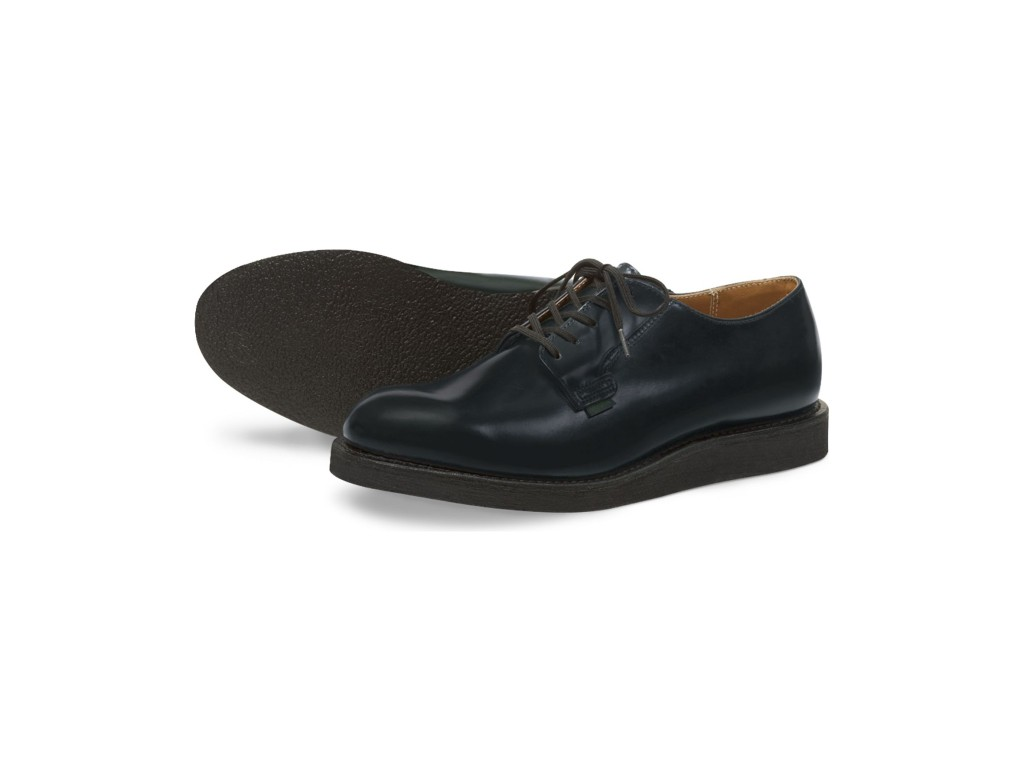 Red Wing Style 101 Postman Black