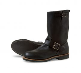 Red Wing Style 2990 Engineer Black Harness