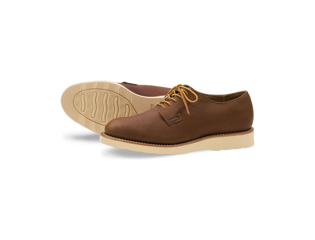 Red Wing Style 3102 Postman Oxford Oro-iginal