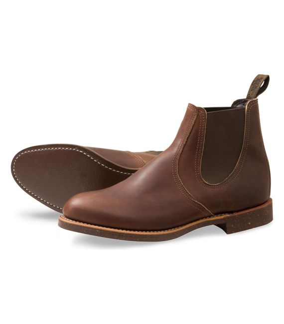 Red Wing Style 8201 Chelsea Rancher Brown