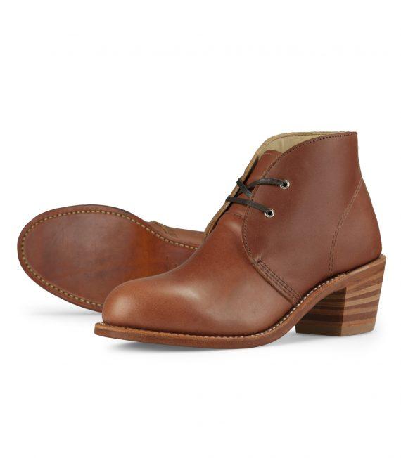 Red-Wing-Shoe-Store-Frankfurt-3395-Lillian-Cognac-Exclaibur