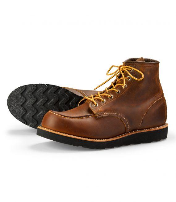 Red-Wing-Shoe-Store-Frankfurt-8886-Moc-Toe-Copper-Rough-&-Tough