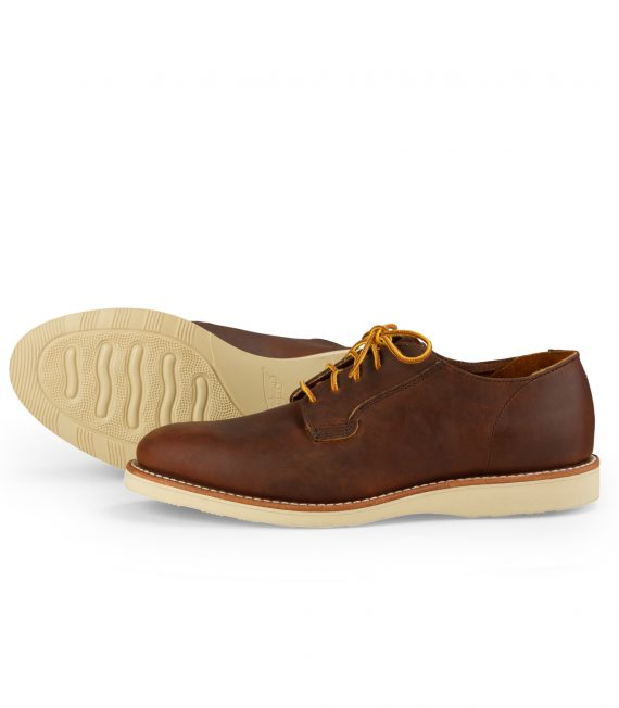 Red-Wing-Shoe-Store-Frankfurt-3118-Postman-Copper-Rough-and-Tough