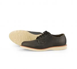 Red-Wing-Shoe-Store-Frankfurt-3119-Postman-Charcoal-Rough-and-Tlough