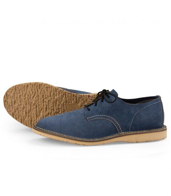 Red-Wing-Shoe-Store-Frankfurt-3305-Weekender-Blueberry Muleskinner