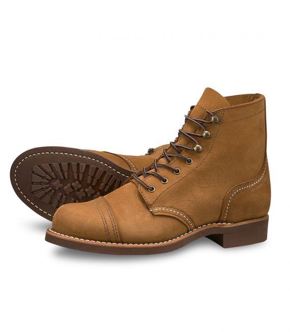 Red-wing-shoe-store-frankfurt-3367-iron-ranger-honey-suede